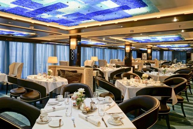 Norwegian cruises escape cruise ship haven restaurant