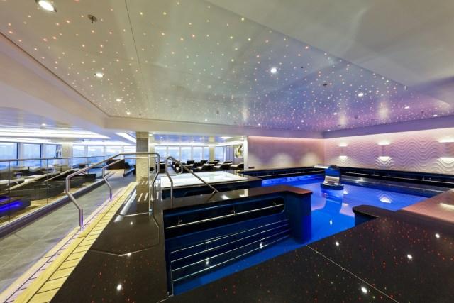 Norwegian cruises escape cruise ship thermal suite