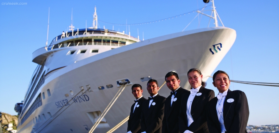 Six Star Cruises: The butler did it