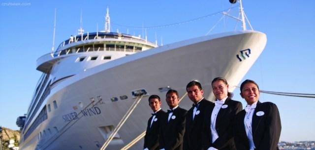 Silversea cruises butlers
