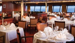 silverseas cruises explorer cruise ship restaurant