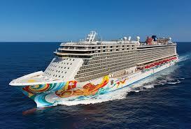 Norwegian Getaway cruise ship exterior