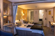 Windstar Cruise Star Pride cabin bedroom