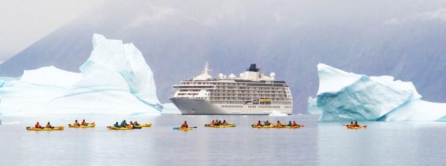 Residensea cruises The World cruise ship shore excursion