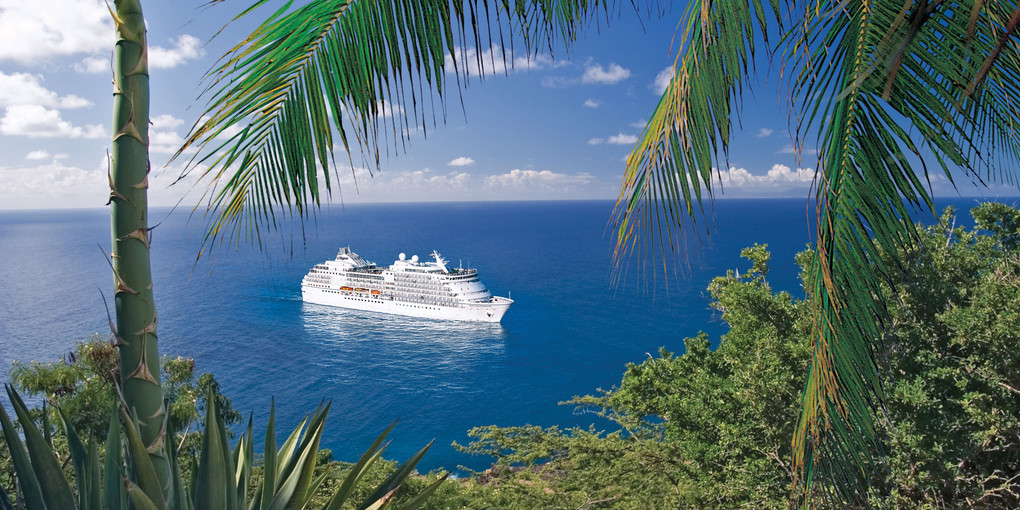 See 20 to 30 countries on a world cruise
