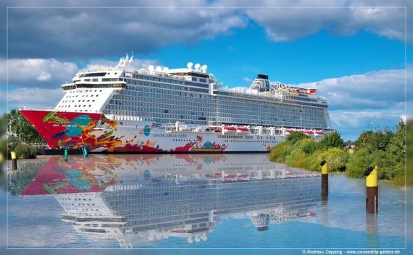 Dream Cruises launching Genting Dream in November