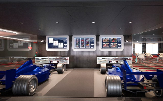 msc cruises meraviglia cruise ship simulator
