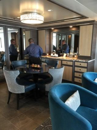 Royal Caribbean Cruises Harmony of the Seas cruise ship cabin bar