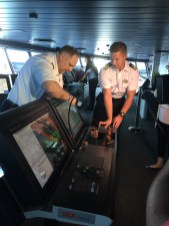 Royal Caribbean Cruises Harmony of the Seas cruise ship captain