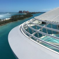 Royal Caribbean Cruises Harmony of the Seas cruise ship hot tubs