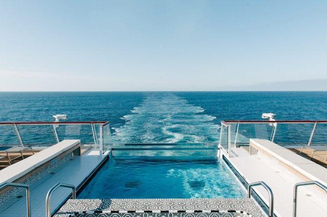 Viking Cruises Viking Star infinity pool