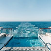 Viking Cruises Viking Star cruise ship infinity pool