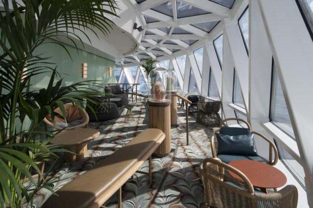 Celebrity cruises edge cruise ship eden balcony