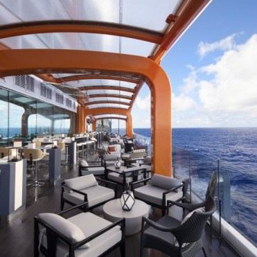 Celebrity cruises edge ship magic carpet