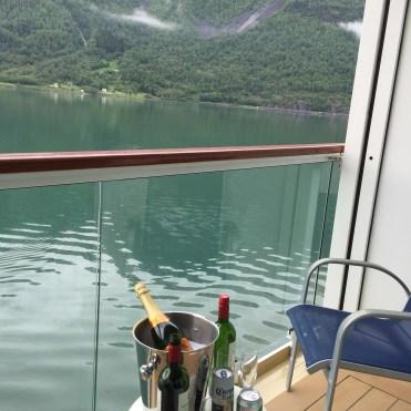 Norwegian cruises jade cabin balcony
