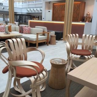 Viking cruises sky cruise ship chairs