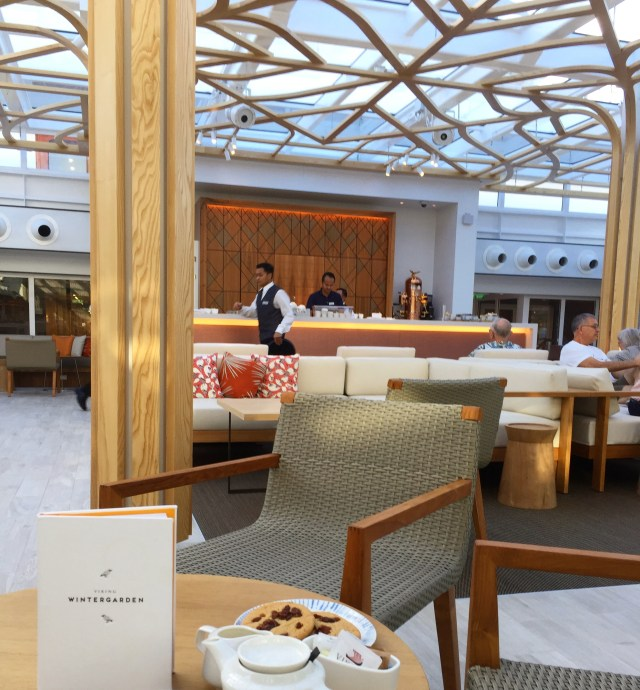 Viking cruises sky cruise ship winter garden