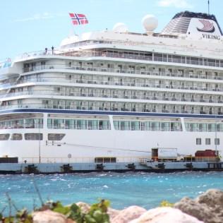Viking cruises sky cruise ship exterior