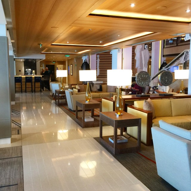 Viking cruises sky cruise ship lounge