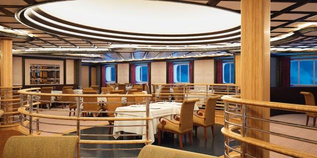 Silversea cruises silver muse cruise ship atlantide dining