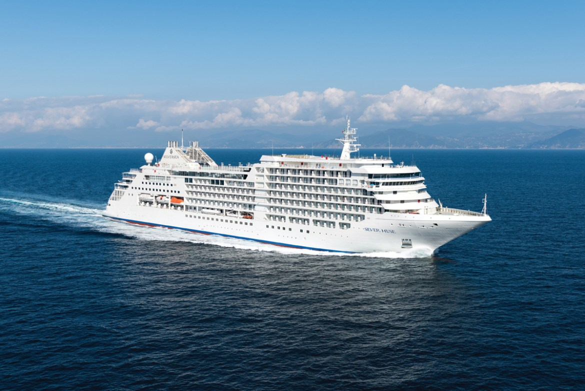 Silversea Cruises opens sales for more than 280 voyages for 2023/24
