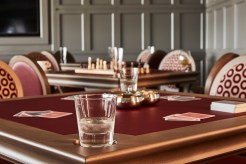 Silver Muse, Card Room, Games Room