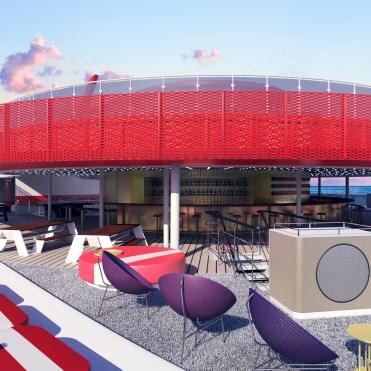 Virgin voyage cruises scarlet lady fitness club