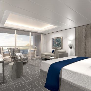 celebrity cruises edge cruise ship sky suite view