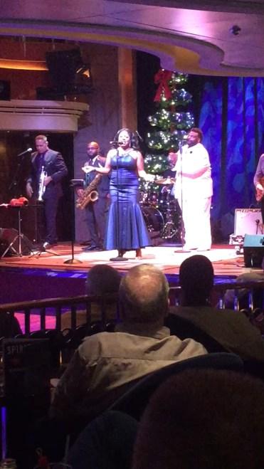 Holland America Statendam cruise ship jazz blues band performers