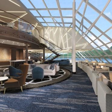 norwegian cruises encore cruise ship horizon lounge