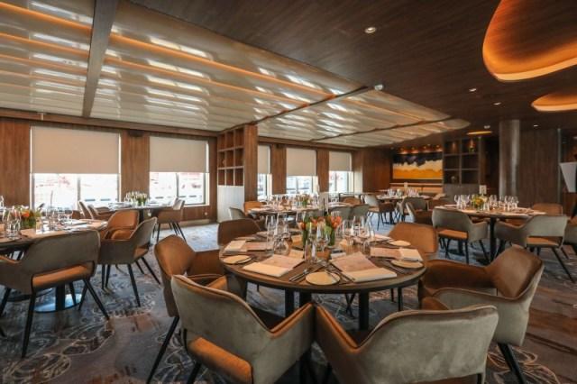 Celebrity Cruises Flora Seaside Restaurant 2