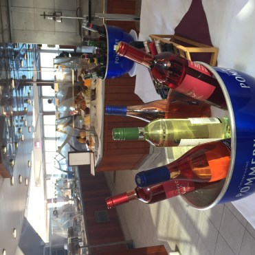 Regent Cruises Voyager wine bucket