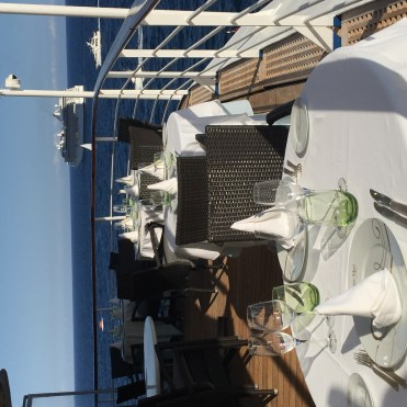 Regent Cruises Voyager La Veranda dining