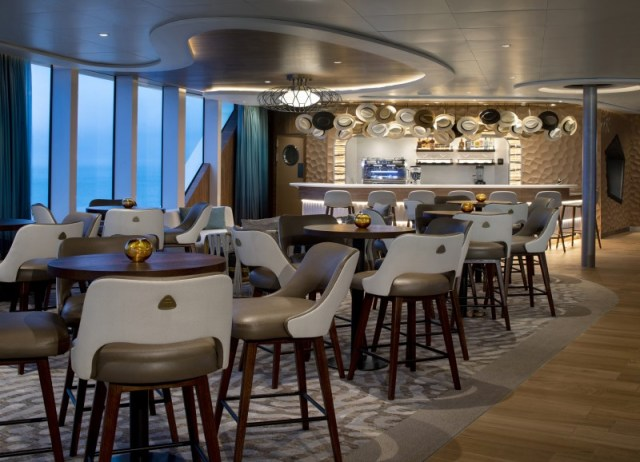 Celebrity Cruises Flora Discovery lounge chairs