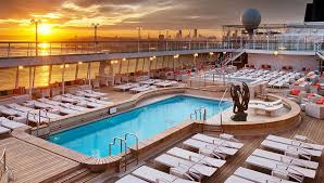 Crystal Cruises cruise ship deck