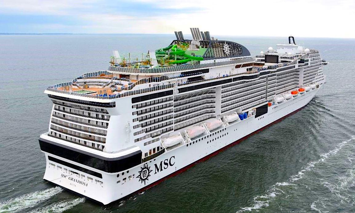 MSC Cruises announces 10 ships sailing Europe summer 2021