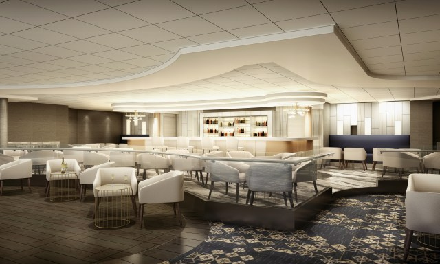 Norwegian Spirit Magnum's Champagne Wine Bar