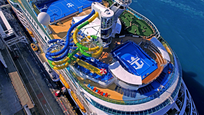 Royal Caribbean Cruises Voyager of the Seas gets $97 million makeover