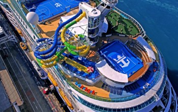Royal Caribbean Voyager Of The Seas TopDeck