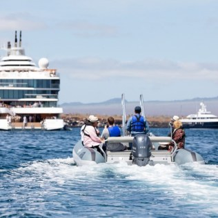 Celebrity Cruises tenders