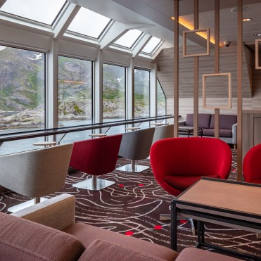 Hurtigruten cruises cruise ship windows
