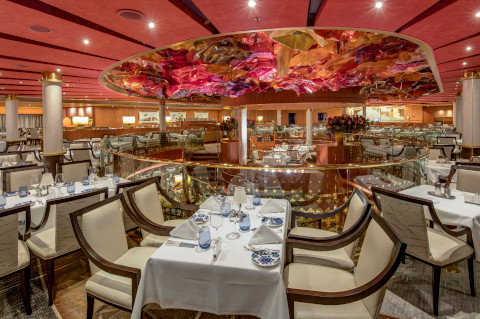 Holland America Noordam cruise ship gets great upgrades