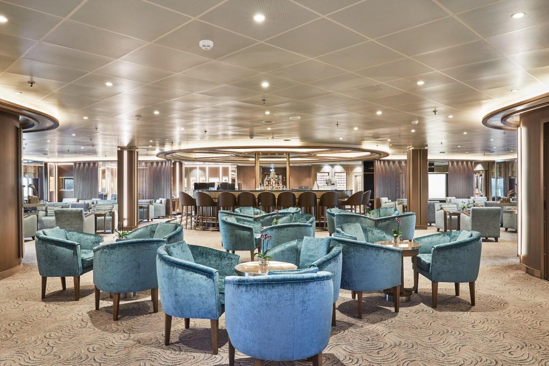 Silversea Silver Shadow cruise ship gets a makeover
