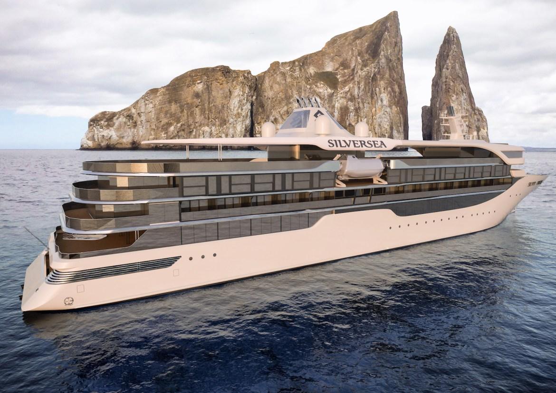 Silversea Silver Origin arrives summer 2020 for Galapagos cruises