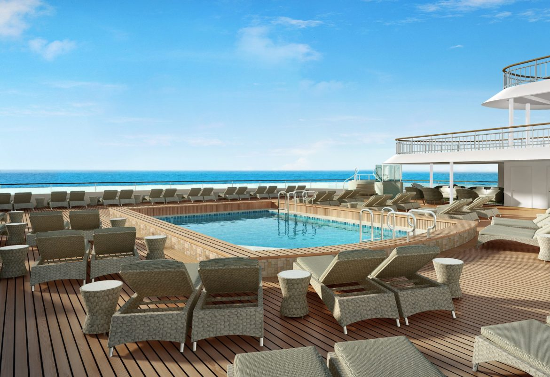 Norwegian Spirit cruise ship gets $100 million refurbishment