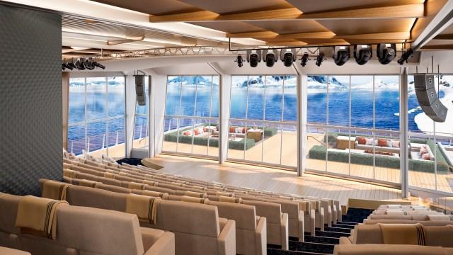 Viking Cruises Expeditions Aft Aula
