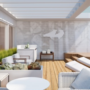 Viking Cruises Expeditions Owners Suite Deck
