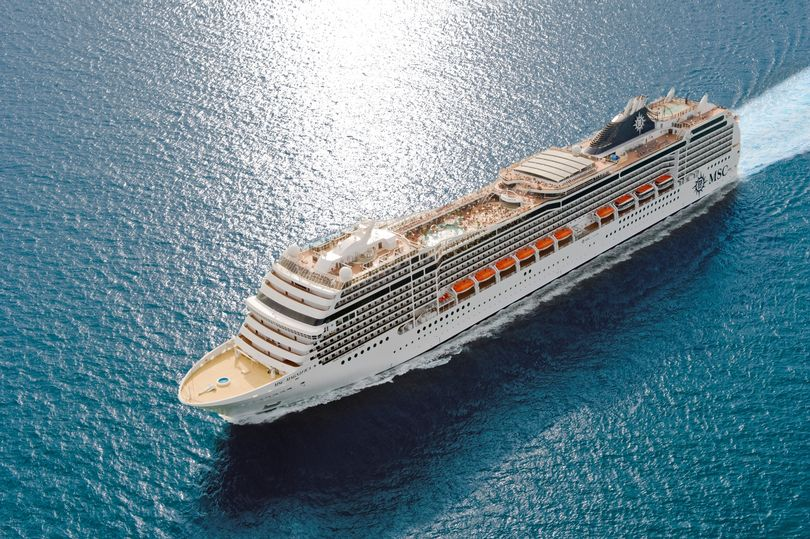 MSC Cruises Magnifica will join MSC Poesia on the World Cruise 2023