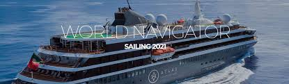 Atlas Ocean Cruises World Navigator sailing July 2021