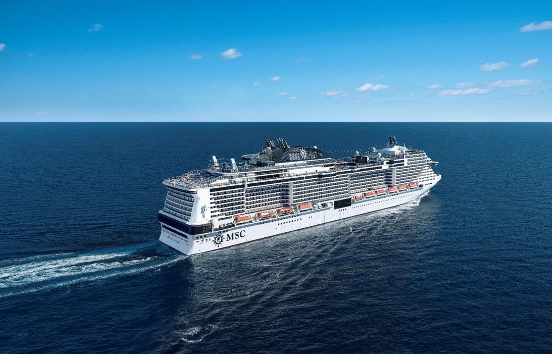 MSC Cruises approved to restart cruises in Japan